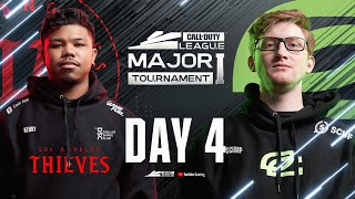 Call Of Duty League 2021 Season | Stage I Major | Day 4