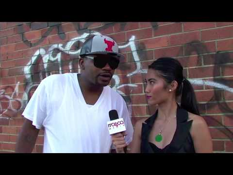 Obie Trice Interview With Mosca Media at Lopez Records, St Marys, Sydney Australia
