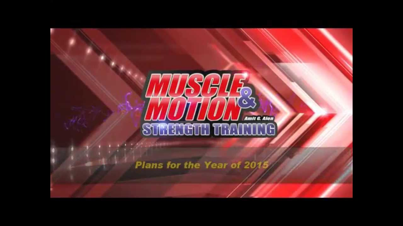 Muscle & Motion: 2014 Year in Review - Strength Training, Stretches ...