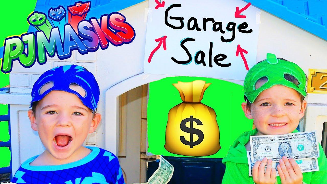 PJ Masks Catboy NOT A GOOD FRIEND! Catboy Sells Gekko's Stuff Full Episodes!