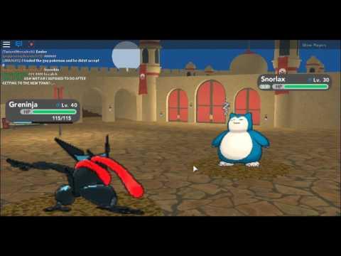 Pokemon Brick Bronze New 5th Gym Update How To Get