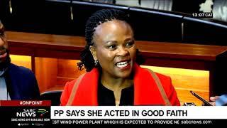 Court dismisses Mkhwebane's appeal: analysis
