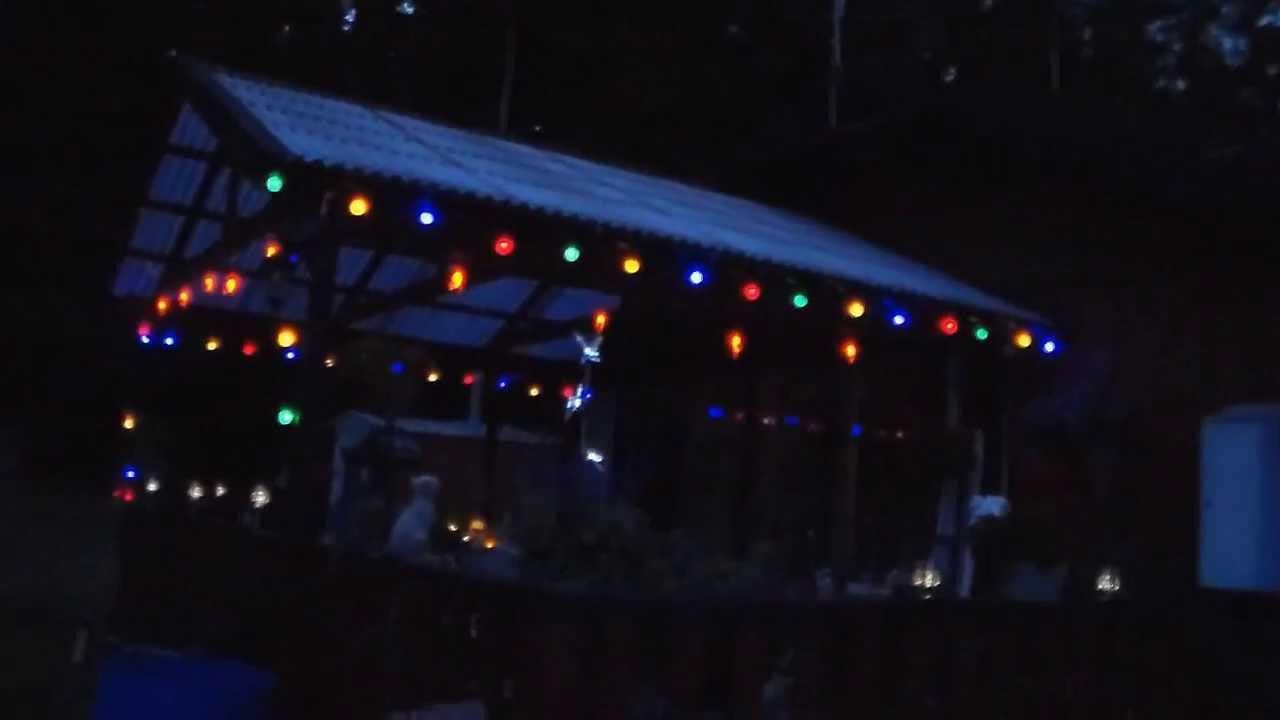 Fräscha LED party ljusslinga 20 ljus multifärgade - YouTube AG-47