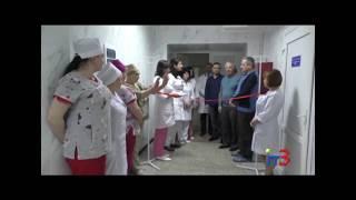 В Черноморской больнице закончился капитальный ремонт травматологического отделения