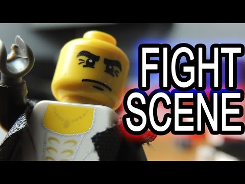 LEGO Fight Scene Tutorial