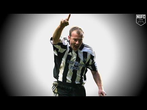 Alan Shearer   The Complete Centre Forward   Newcastle United Tribute