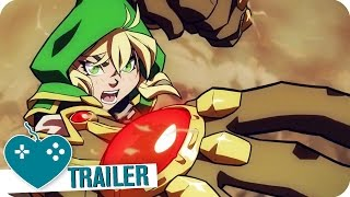 BATTLE CHASERS: NIGHTWAR Trailer (2016) PS4, Xbox One, PC