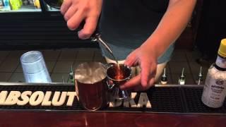 Bottoms Up: The British Bulldog Pub