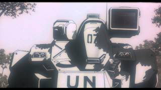 Patlabor The Movie 2, opening scene [HD 720p]