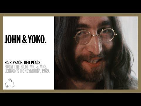 A PUBLIC SERVICE ANNOUNCEMENT FROM JOHN & YOKO