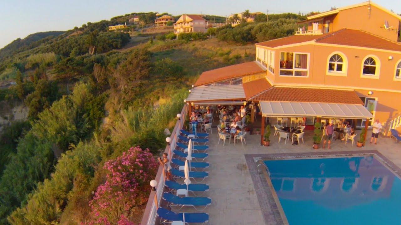 Greek Night @ Romanza Hotel San Stefanos Corfu 2014 - YouTube