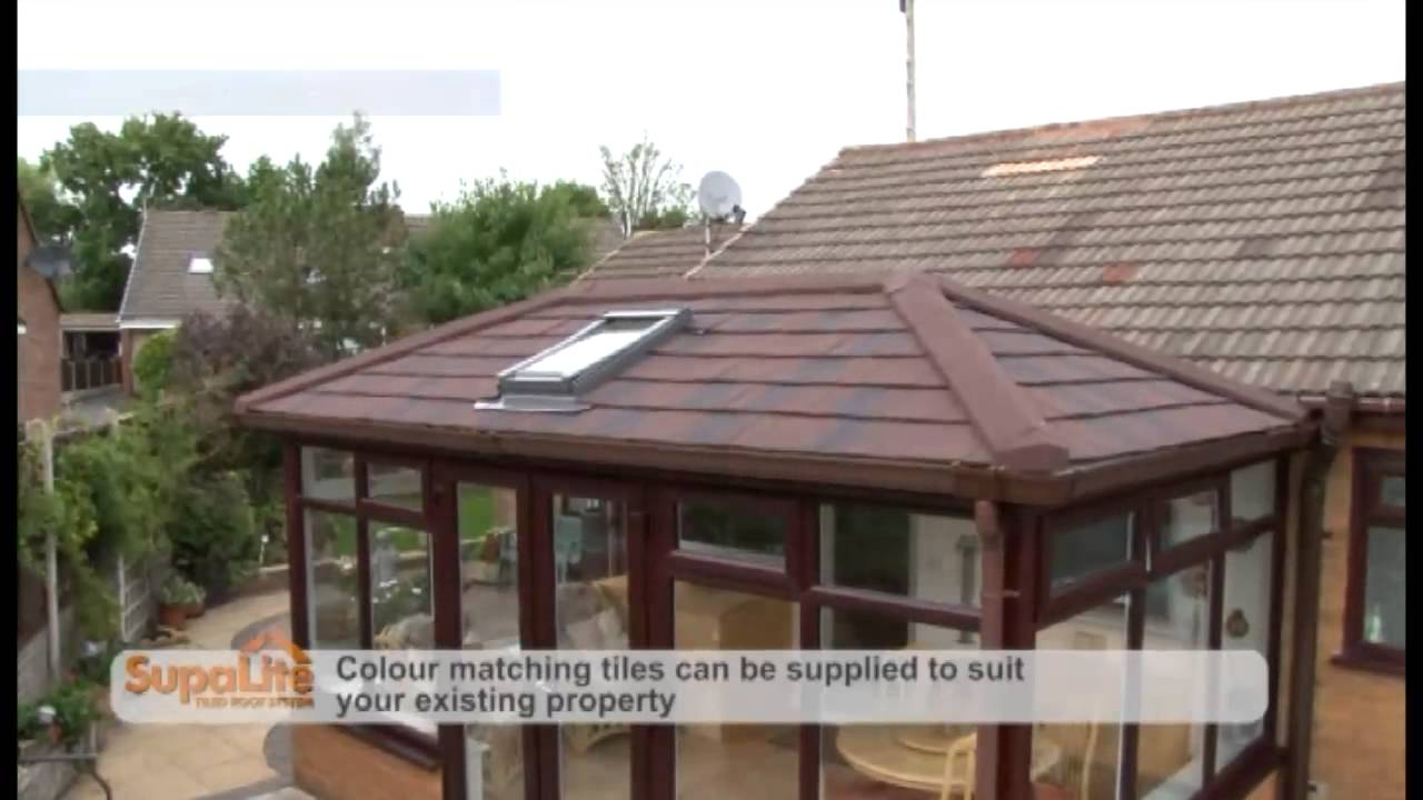 Supalite Roofing System Youtube