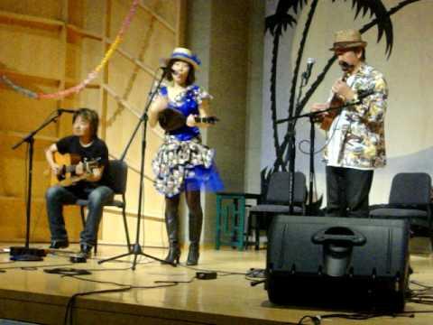 Kimiko Wakiyama At The 2010 Ny Uke Fest Here There And
