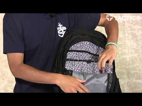 DAKINE Foundation Backpack Review - Tactics.com