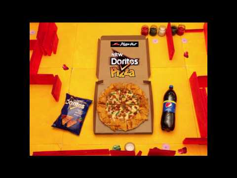 Pizza Hut's DORITO PIZZA thumbnail