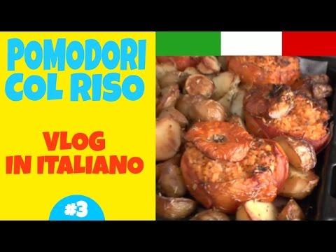 Practice Intermediate and Advanced Italian Conversation and Comprehension POMODORI COL RISO [IT]