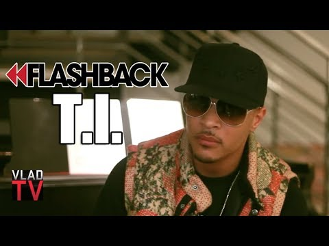 Flashback: T.I. on Being Known for Beating Up Security Guards