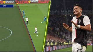 How Cristiano Ronaldo Replies to Unfairness & Injustice in Football!!!