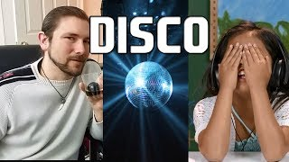 KIDS DON'T KNOW DISCO?!?!?! | Mike The Music Snob Reacts