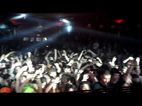 Sir Kutz opening for Zeds Dead at the Showbox Dec 2012 (USC EVENTS)  Part 2
