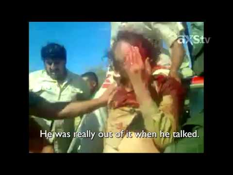 "AXS TV, Dan Rather Reports, ""Gaddafi's Last Day"" Excerpt #2"