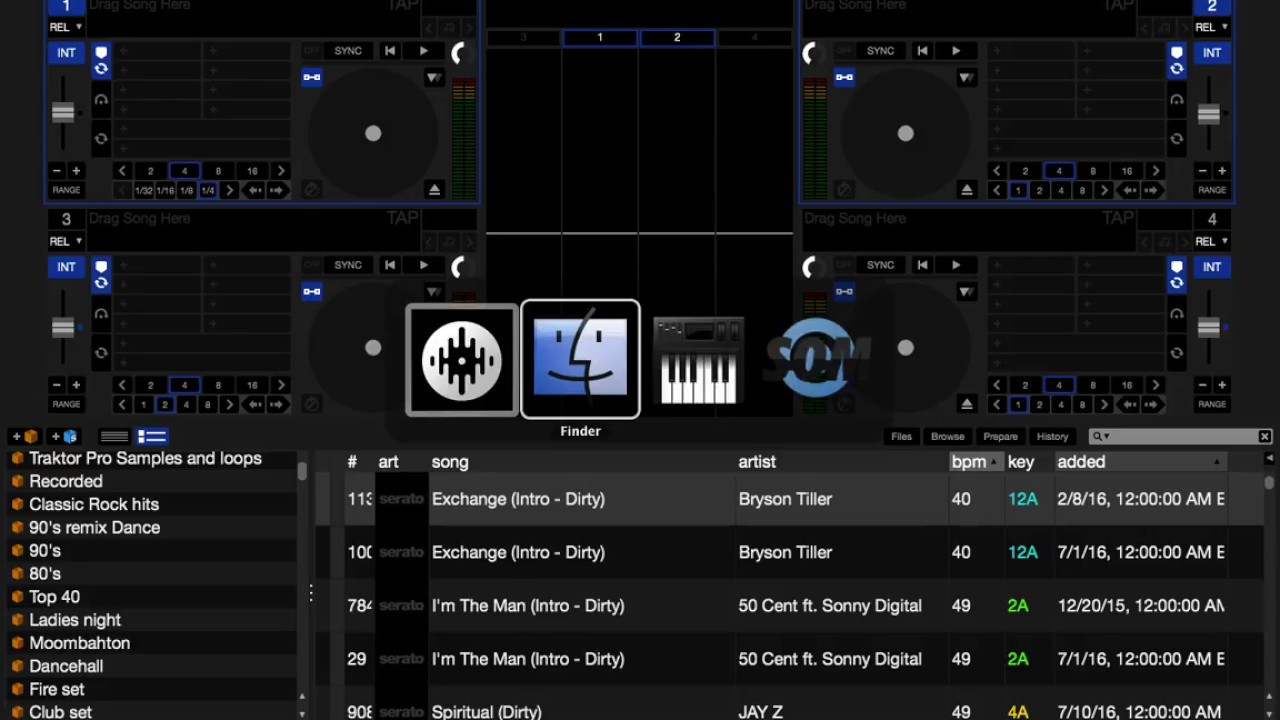 Hardware not showing up in Serato