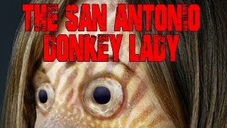 """The San Antonio Donkey Lady"""