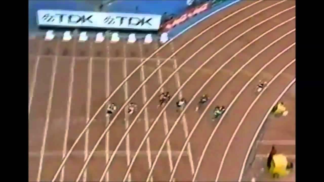 Atletismo :: Obikwelu vence meias finais dos 200m com melhor mundial do ano em 1999