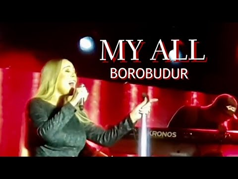 My All - Mariah Carey (Live in Borobudur 2018)