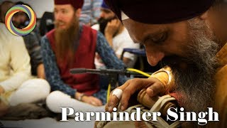 The Explosive Percussion of Amritsar | Bhai Parminder Singh | Pakhawaj Solo | Tāl Chautal | HD