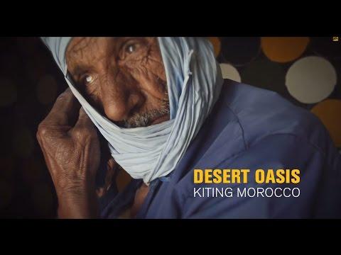 Desert Oasis- Kiting Morocco
