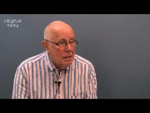 Richard Wilson on 'Merlin'