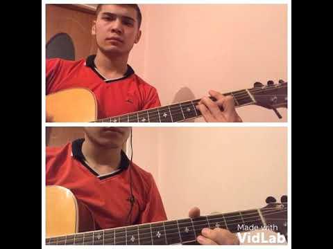 Турецкий каприз на гитаре (казакша гитара)