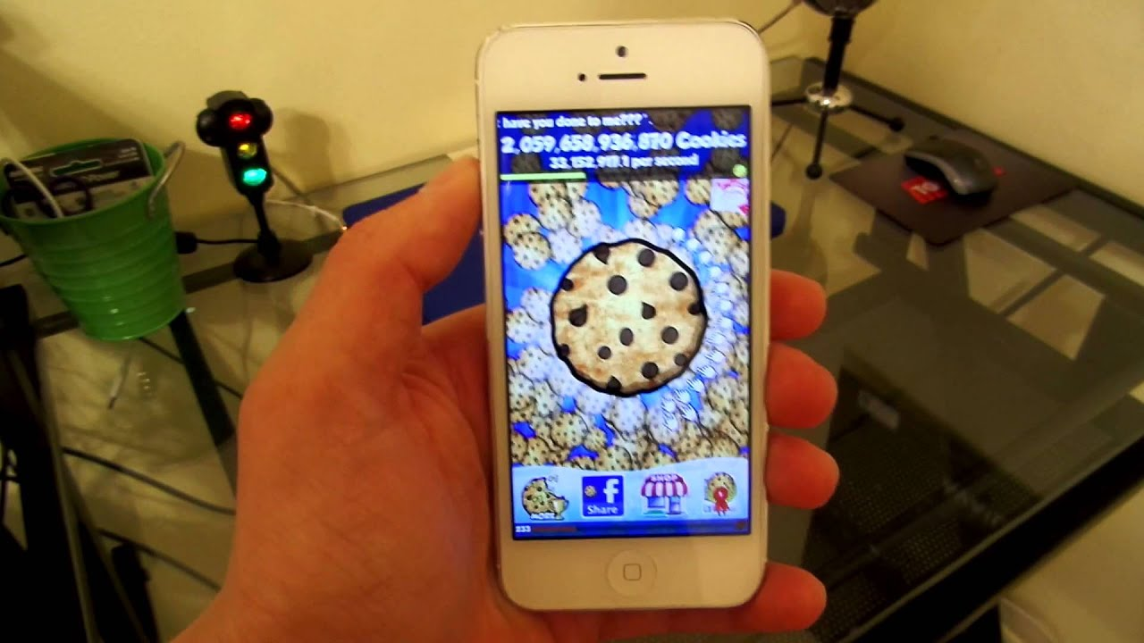 How to Hack Cookie Clicker on Mobile - 2018 Video Tutorials