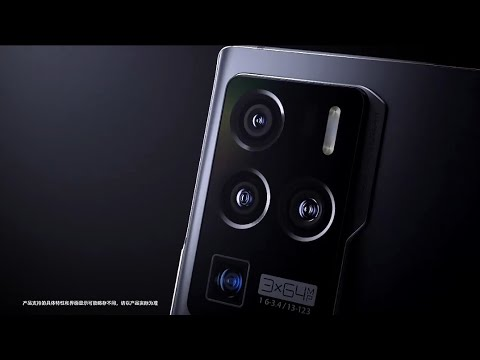 ZTE Axon 30 Ultra Official Trailer Revealing 200MP Equalling Camera