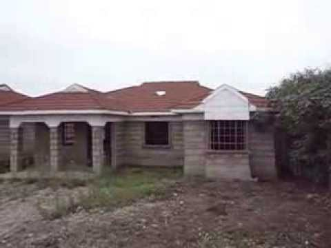 3 bedroom kitengela houses for sale in kenya youtube for Cost of building a 3 bedroom house in kenya