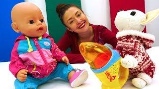 Видео для детей. Бытовая техника с Эмили. Веселая Школа