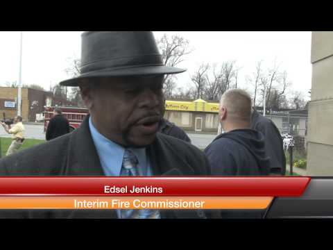 Channel 10 - City of Detroit Top of The Hour News Brief - Detroit's Youngest Fire Fighter