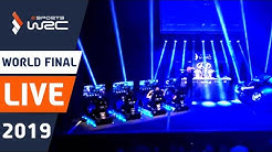 eSports WRC World Final 2019 - powered by Hyundai
