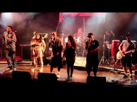CONSCIENCIA TRANQUILA - CIRCO VOADOR -The Jackson Five/The Commodores/ Sly and the family Stone