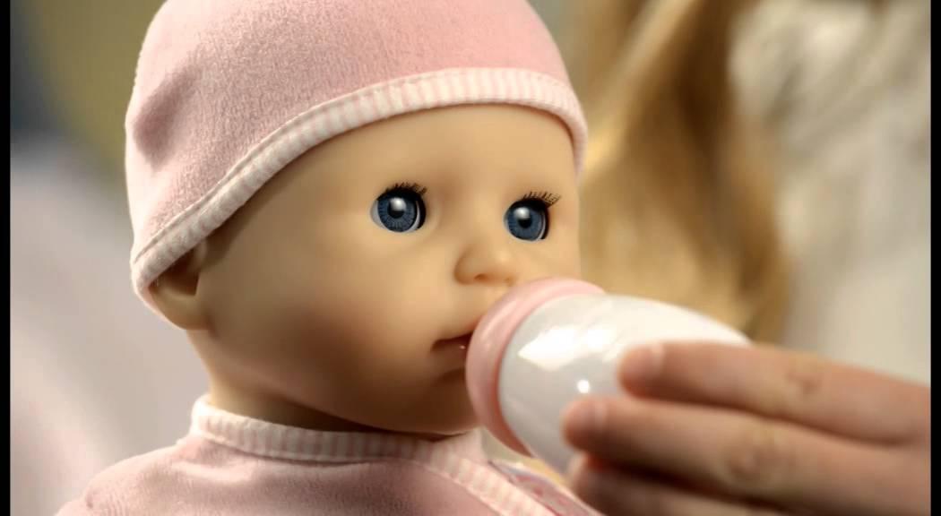 Baby Annabell My First baby Pojď si hrát - YouTube