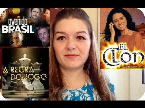 Бразильские сериалы на русском языке. новые Бразильские