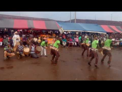 Best Africa culture dance in the world