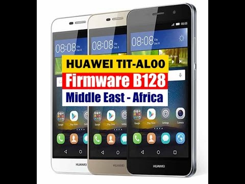 Huawei Y6 Pro TIT-AL00 Firmware Upgrade B128 Middle East and Africa