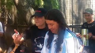 PABLO LESCANO CON HERNAN DE MALA FAMA