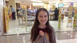Vlog: Comprando Meu Material Escolar 2016 - Volta as Aulas - Julia Silva