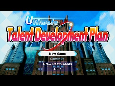 Ultimate Talent Development Plan - 70 Minute Playthrough [DRV3]