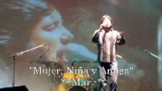 Jorge Rojas - Mujer,  Niña y Amiga