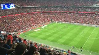 Jesse Lingard FA Cup Final goal for Manchester United vs. Crystal Palace
