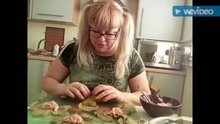 толма (голубцы в виноградных листьях)